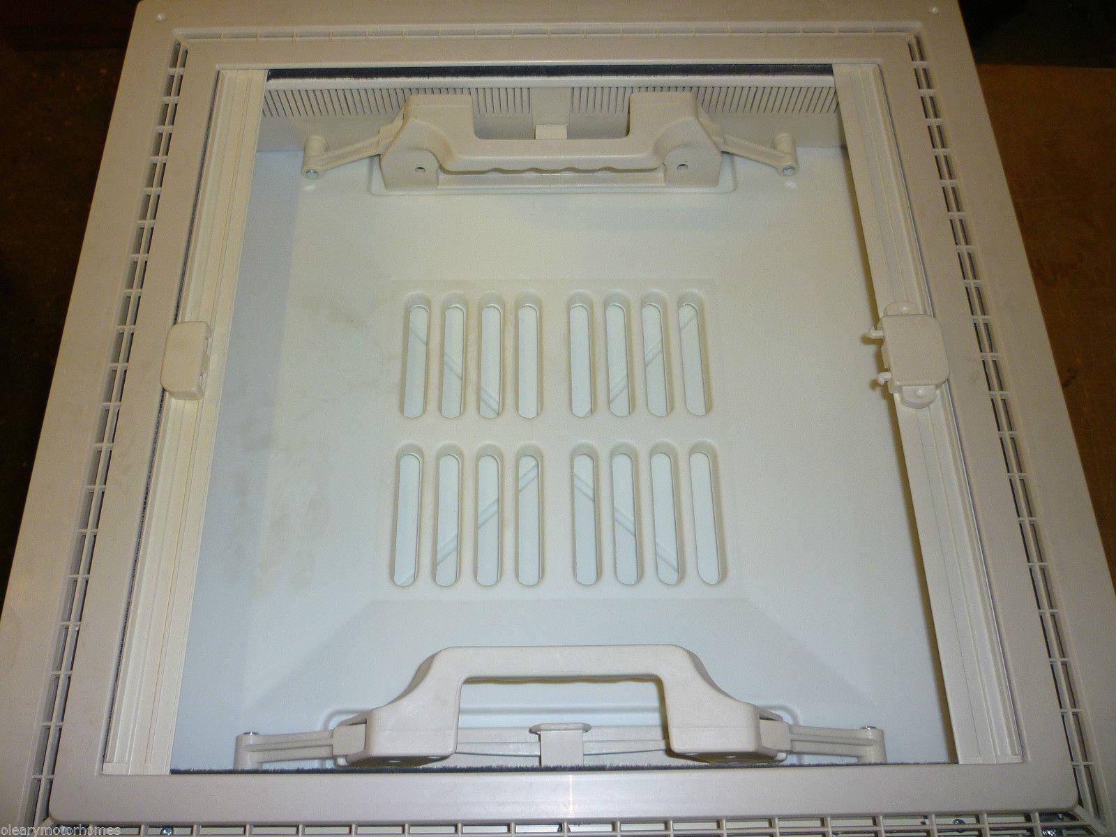 Caravan Motorhome Skylight Rooflight 480x480 Pushup Large